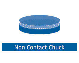 Non Contact Chuck for Semiconductor