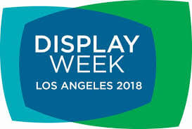 CoreFlow Present in Display Week 2018, SID/DSCC Business Conference Monday, May 21, 2018 LA Convention Center CA, USA
