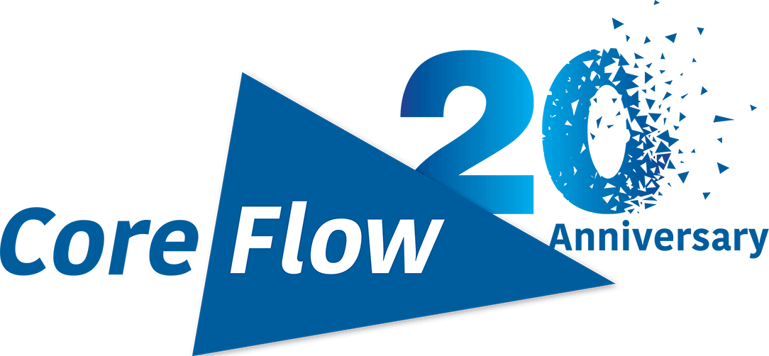 CoreFlow, 20 Years of Excellence