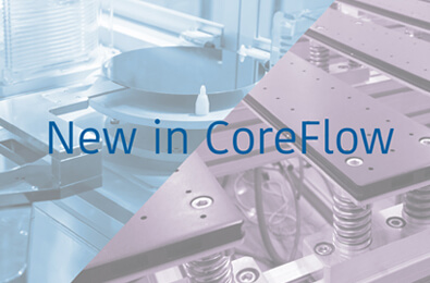 CoreFlow Selective Vacuum Technology is Selected to Handle Warped Wafers