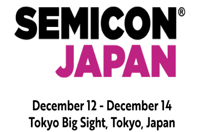 CoreFlow to Exhibit at Upcoming SEMICON Japan 2018 Show,  Wednesday-Friday, Dec 12-14, 2018 - Tokyo Big Site, Tokyo Japan